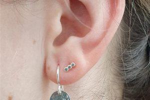 oorhanger en steker
