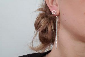bolletjes oorbellen