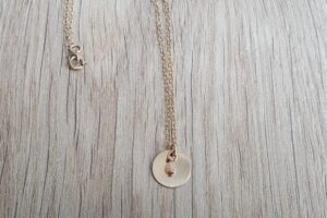 gold filled ketting